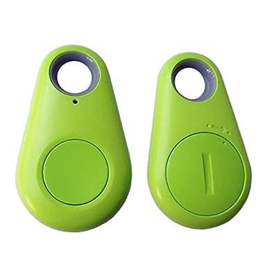4.0 antirpérdida antirrobo inalámbrico Bluetooth dispositivo de alarma rastreador GPS localizador clave perro gato niños cartera encontrar tracer