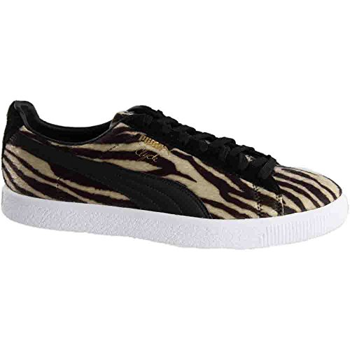 Puma Ankle Black Clyde White Oatmeal High Puma Men's Suits Sneaker PUMA Fashion pAzqAv6