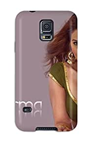 New Style 5987281K38175599 Hard Plastic Galaxy S5 Case Back Cover,hot Kim Sharma Case At Perfect Diy