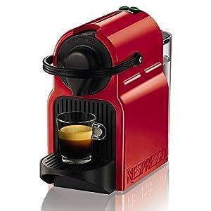 Krups Inissia rouge, Machine à café Nespresso, Cafetière expresso à dosettes, Compacte Automatique, Pression 19 bars…