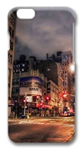 Broadway Street Custom iPhone 6 Case Cover Polycarbonate 3D