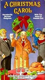 Amazon.com: A Christmas Carol (animated) (1971): Alistair Sim, Chuck Jones, Richard Williams ...
