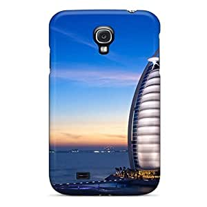 Snap-on Big Building Case Cover Skin Compatible With Galaxy S4