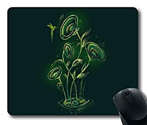 """Natures Music Box Durable Rubber Customized Mousepad Rectangle Mouse Pad 220mm*180mm*3mm (9""""*7"""") -WS82136 by ruishername"""