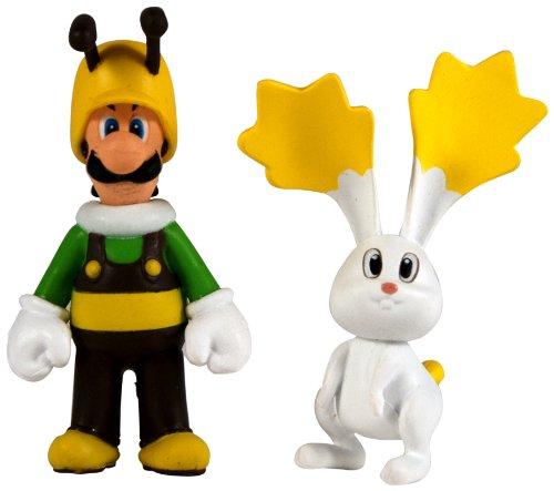 Nintendo Super Mario Galaxy 2 - Mini Figurine 2 Pack - Be...