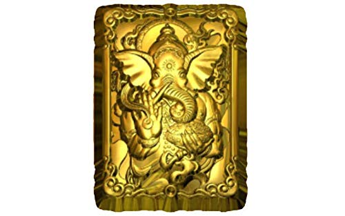 1pc Ganesh Elephant Yoga Spirit Plastic Soap Making Wax Chocolate Gypsum Cheese Cookies Gelatin Mold Casting Food Grade Mould - Chocolate 66 Mold