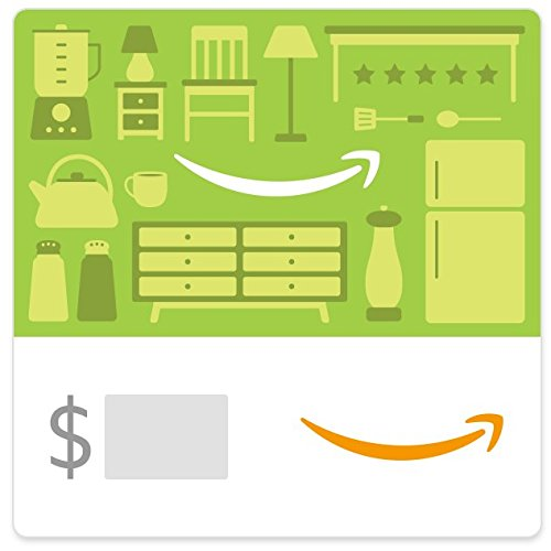 Amazon eGift Card - Home Icons