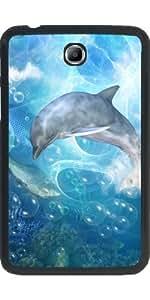 """Funda para Samsung Galaxy Tab 3 P3200 - 7"""" - El Salto Del Delfín by nicky2342"""