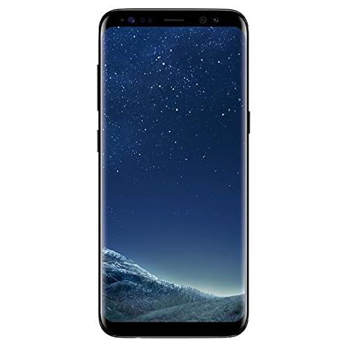 chollos oferta descuentos barato Samsung Galaxy S8 Smartphone libre 5 8 4GB RAM 64GB 12MP Versión Alemana No incluye Samsung Pay ni acceso a promociones Samsung Members color Negro