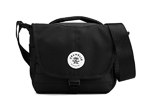 Crumpler Men's The 5 Million Dollar Home Camera Bag Black