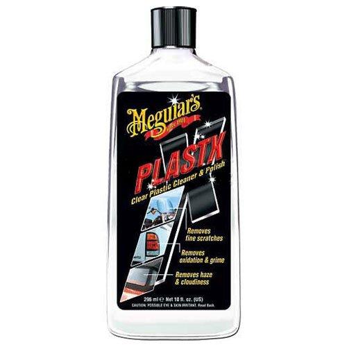 Meguiar'S Plastx Plastic Cleaner & Polish 10 Oz. Clear
