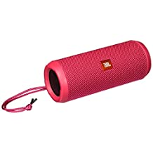 JBL Flip 3 Splashproof Portable Stereo Bluetooth Speaker (Pink)