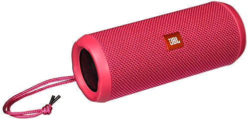 JBL Flip 3 Portable Wireless Bluetooth Speaker (Pink)