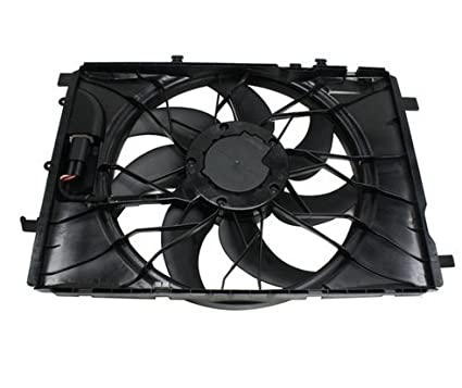 GOWE Radiator Fan Motor for W204 C250 C280 C350 W212 E350 E500