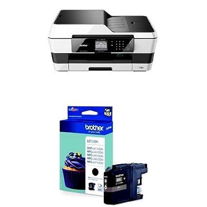 Brother MFCJ6520DW - Impresora multifunción profesional WiFi ...