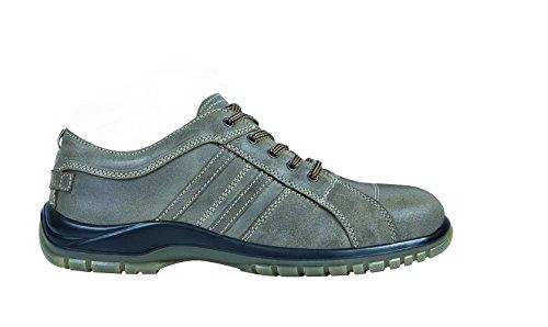 De Ermes Sécurité chaussures Exena Marron Ermes 0Sq70xP