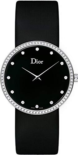 Christian Dior La D De 38mm Women's Watch CD043114A002