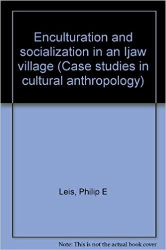 what is enculturation in anthropology