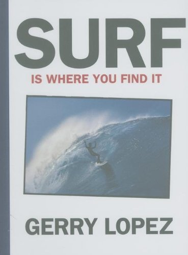 Surf Is Where You Find It pdf epub