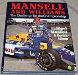 Mansell Williams : The Challenge for Championship, Mansell, Nigel and Allsop, Derik, 0879386738
