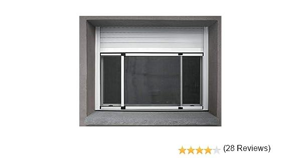 heyac 5510D21 - Mosquitera Fija Exterior 70X100/192 Cm: Amazon.es: Bricolaje y herramientas