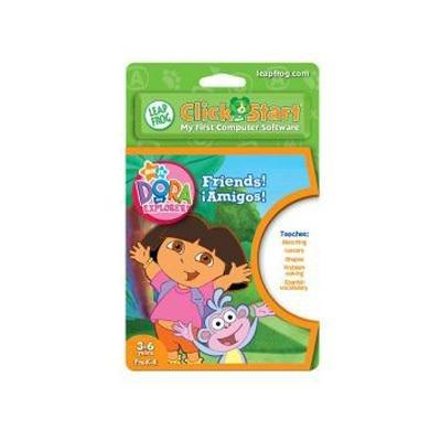 ClickStart Dora: Amigos!: Toys & Games
