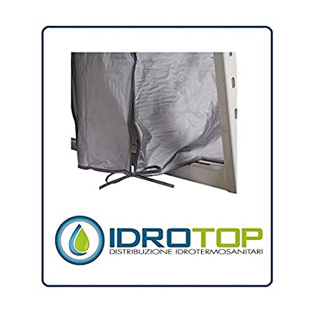 Vecamco Clima Plus/ /Telo Copri Climatizzatore Protettivo 970 x 750 x 370 cm