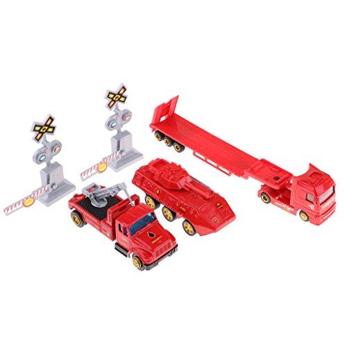 perfk プラスチック 合金 1:50スケール 車モデル 車両モデル 模型玩具 子供 ギフトの商品画像