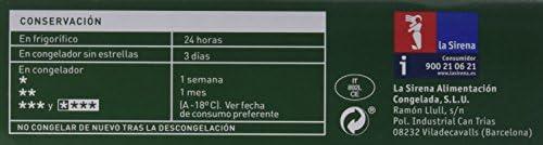 Lasaña De Ricotta Y Espinacas C.300G: Amazon.es: Alimentación y ...