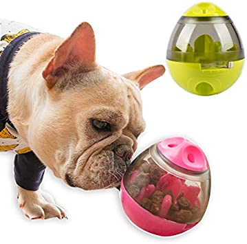 Hifrenchies Dog IQ Treat and Mental Stimulation Ball