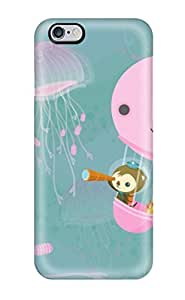 Shock-dirt Proof Jellyfish Adventure Case Cover For Iphone 6 Plus