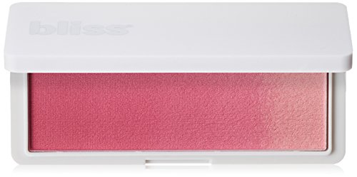 Image of bliss Light The Glow Gradient Powder Blush, Fuchsia Fever, 0.35 oz.