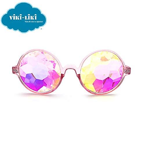 Amazon.com: Viki Liki - Gafas de sol redondas de ...