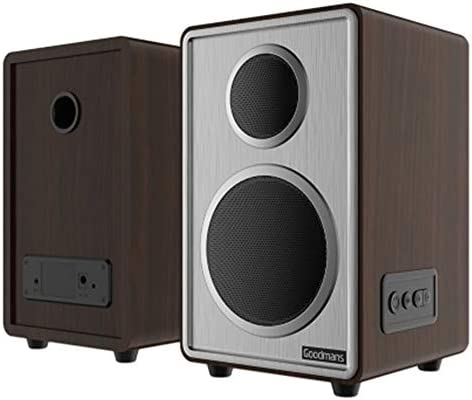 Goodmans Twin Wireless Stereo Speakers Acoustic addition to
