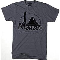 Mordor Disney Playera J Rott Wear