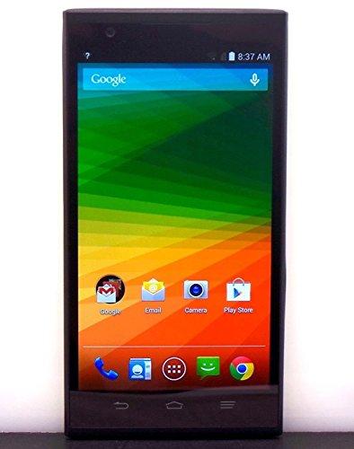 Zte ZMax Z970 (MetroPCS) GSM Unlocked 4G LTE Android SmartPhone - Black - (Certified Refurbished)