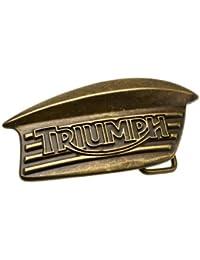 Bonneville Tank Badge Buckle