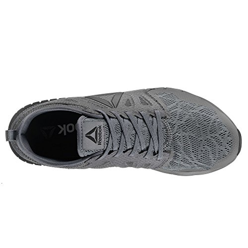 Reebok Bs7231, Zapatillas de Trail Running para Hombre Gris (Ash Grey / Skull Grey / Black / White)
