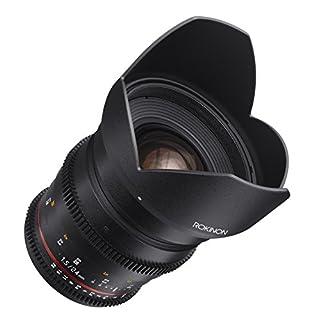 Rokinon Cine DS DS24M-C 24mm T1.5 ED AS IF UMC Full Frame Cine Wide Angle Lens for Canon EF (B00MZCCGXA) | Amazon Products
