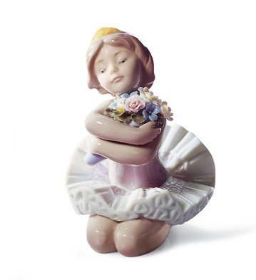 MY DEBUT Lladro Porcelain by Lladro Porcelain