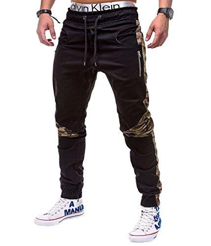 Betterstylz DixonBZ MenΒ΄s Chino Jogger Trousers Pants Ca...