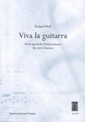 Viva La Guitarra: para 2 Guitarras: Amazon.es: Instrumentos musicales
