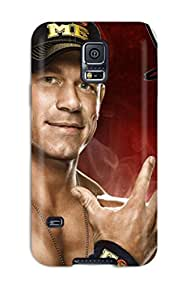 New Style Design High Quality John Cena Wwe 2k14 Cover Case With Excellent Style For Galaxy S5 5862886K84352188