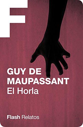 Portada del libro El Horla de Guy de Maupassant
