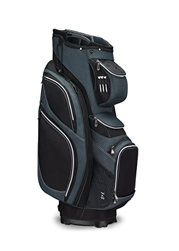 Callaway Golf Org 14 Cart Bag Golf Bag Cart 2017 Org 14 Black/Titanium