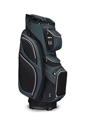 Callaway 2017 Org.14 Cart Bag Black/Titanium
