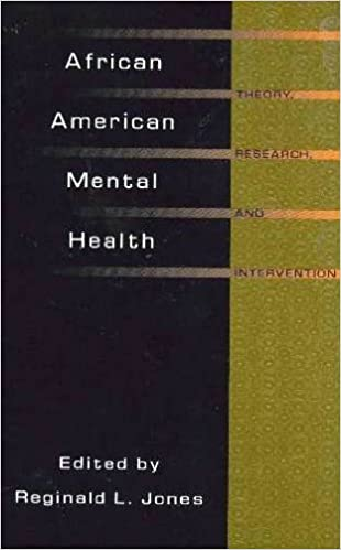 African American Mental Health Theory Research And Intervention