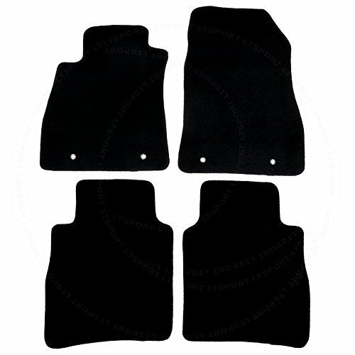 LT Sport SN#100000001134-201 For Nissan Sentra Custom Fit Premium Nylon Floor Mats Carpet