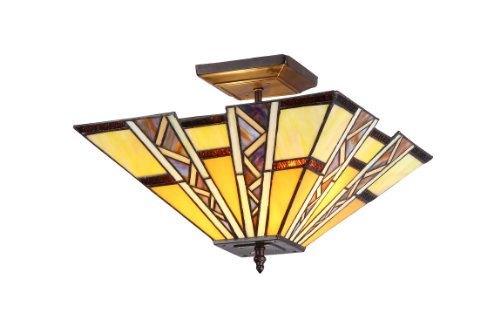 Outdoor Lighting Fixtures Stained Glass - 6