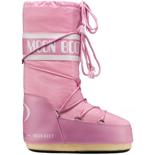 Moon Boot by Tecnica Nylon 14004400-063 Unisex Winterstiefel Pink